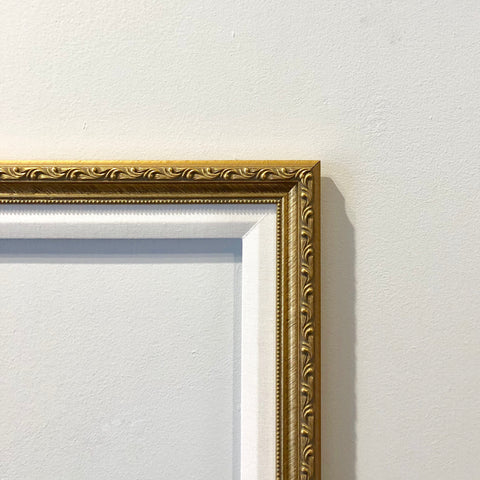 Gold Frames for Stretched Canvas