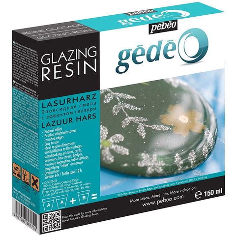Gedeo Glazing Resin 150ml