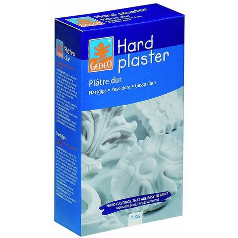 Gedeo Precision Hard Plaster