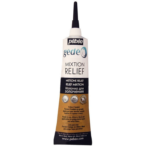 Gedeo Relief Gilding Paste