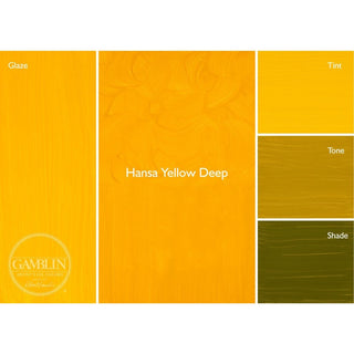 Hansa Yellow Deep