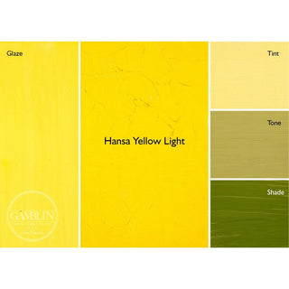 37ML / Hansa Yellow Light