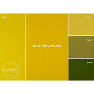 37ML / Hansa Yellow Medium