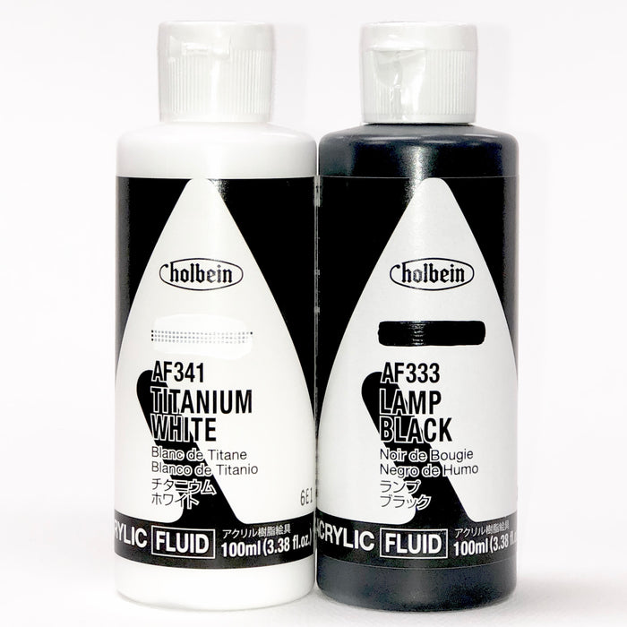 Holbein Fluid Acrylic - 100ml
