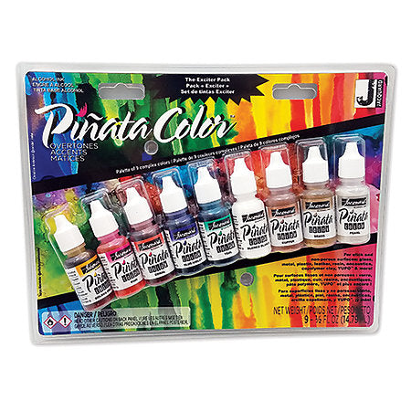 Jacquard Pinata Alcohol Inks Exciter Pack
