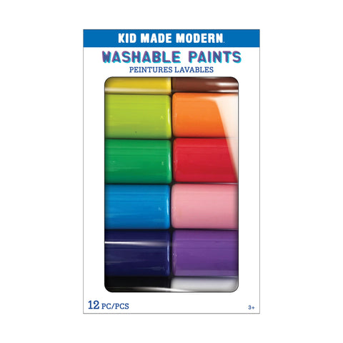 Kid Made Modern Washable Paint Set