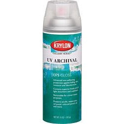 Krylon 11 net oz. UV Archival Varnish