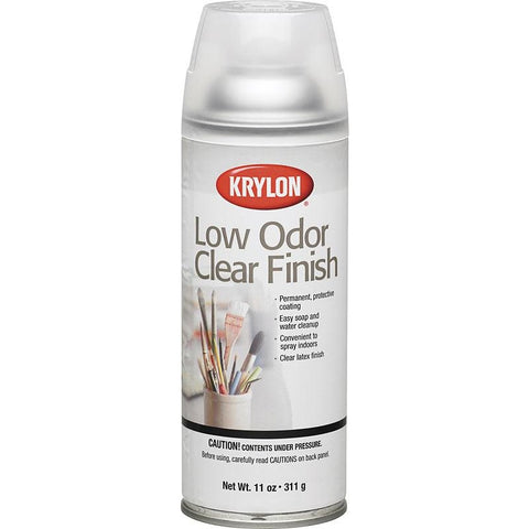 Krylon 11 oz. Low Odor Clear Finish