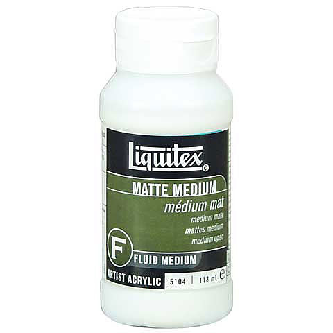 Liquitex Matte Fluid Mediums