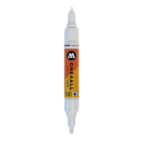Molotow 1.5 mm/4 mm ONE4ALL Twin Paint Marker