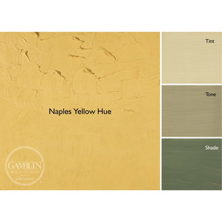 37ML / Naples Yellow Hue