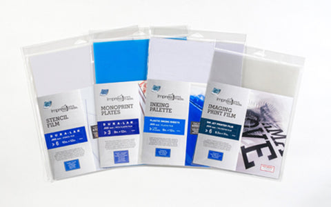 Impress Print Media Imaging Print Clear Film Package of 6