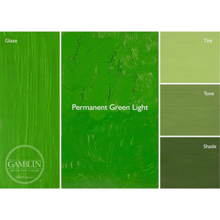 37ML / Permanent Green Light