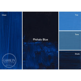 37ML / Phthalo Blue