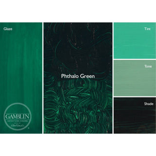 150ML / Phthalo Green