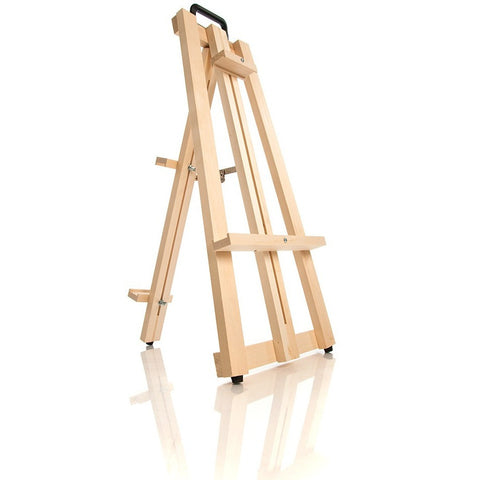 Portable Easel and Canvas Carrier