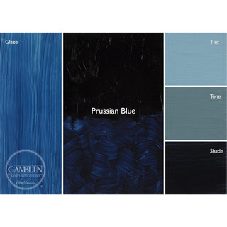 37ML / Prussian Blue
