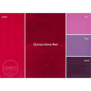 37ML / Quinacridone Red