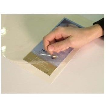 Grafix Clear Adhesive Backed Dura-Lar