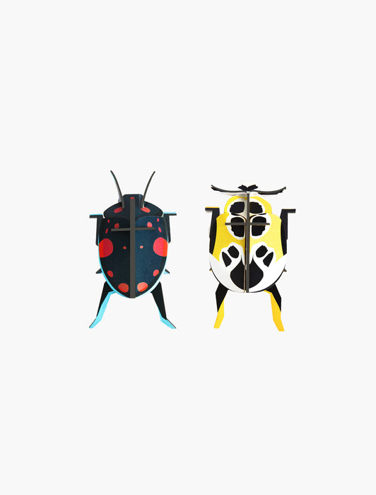 Studio Roof DIY Wall Decorations Lady Beetles