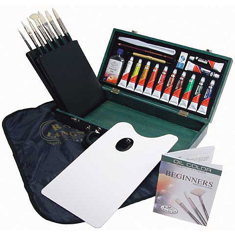 The Oil Painting Box Set