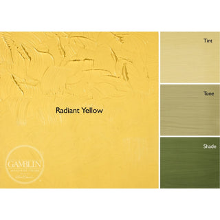 Radiant Yellow