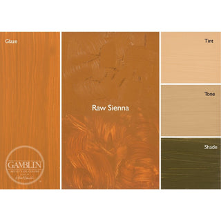 150ML / Raw Sienna