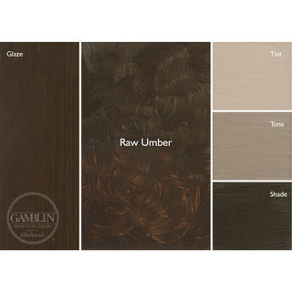 37ML / Raw Umber