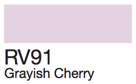 RV91 Grayish Cherry