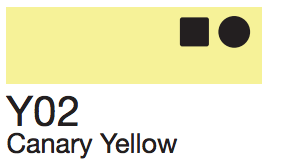 Y02 Canary Yellow