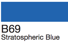 B69 Stratospheric Blue