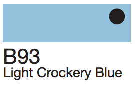 B93 Light Crockery Blue