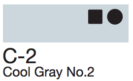 C2 Cool Gray No. 2