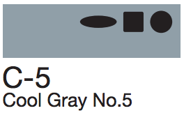 C5 Cool Gray No. 5