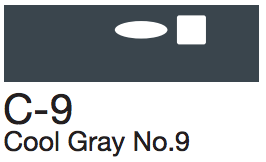 C9 Cool Gray No. 9