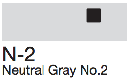 N2 Neutral Gray No. 2