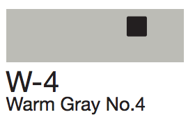 W4 Warm Gray No. 4