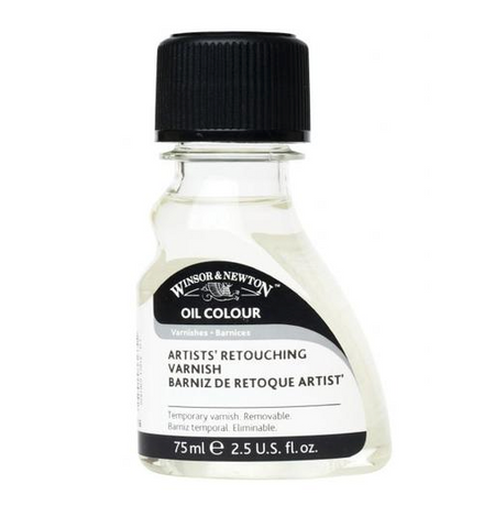 Winsor & Newton Retouching Varnish (75ml)