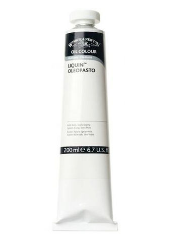 Winsor & Newton Oleopasto Medium (200ml)