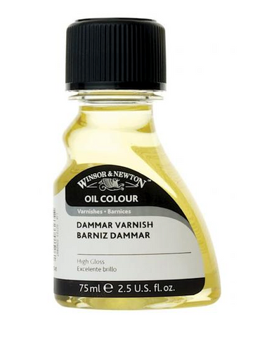 Winsor & Newton Dammar Varnish (75ml)