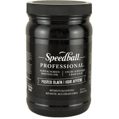 Speedball Professional Acrylic Screen Ink
