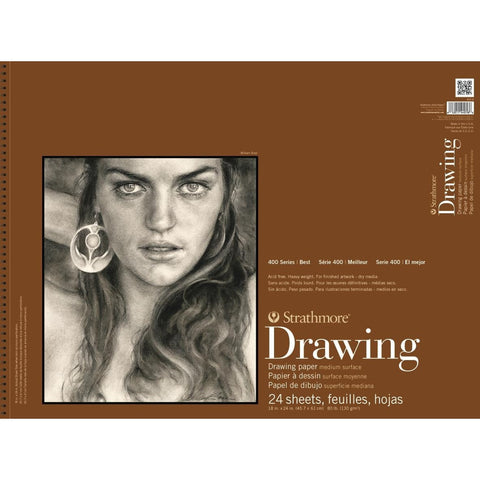 Strathmore 400 Series Drawing Pads