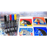 Pebeo 4Artist Oil Markers