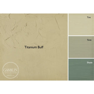 150ML / Titanium Buff