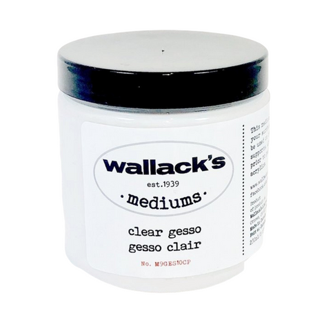 Wallack's Clear Gesso