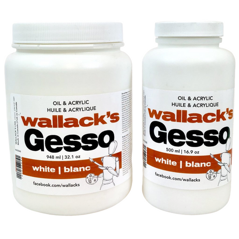 Wallack's Student Gesso