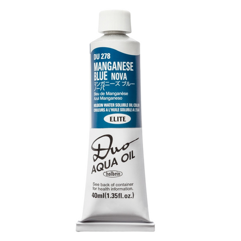 Holbein Duo Aqua Oil Colour