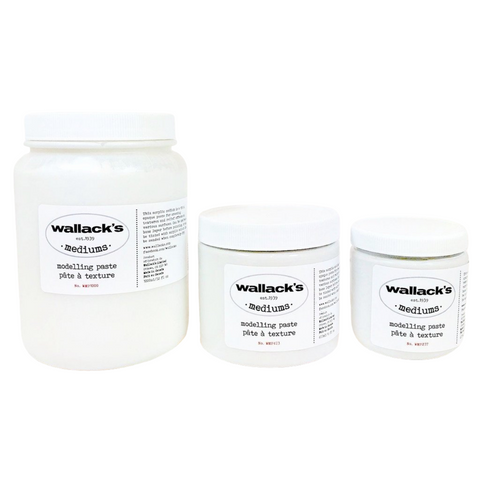 Wallack's Acrylic Modelling Paste