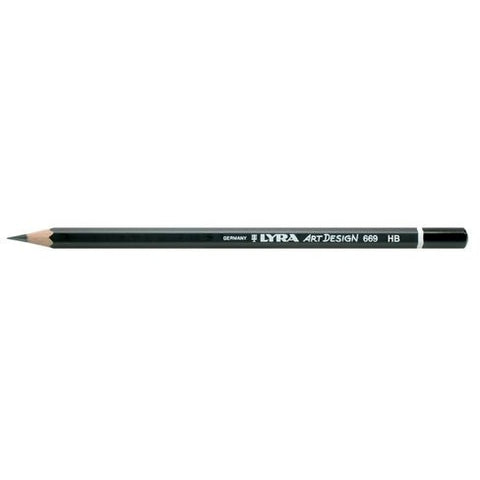 Lyra ArtDesign Graphite Pencils