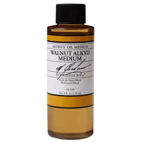 M.Graham Artist Walnut Alkyd Oil